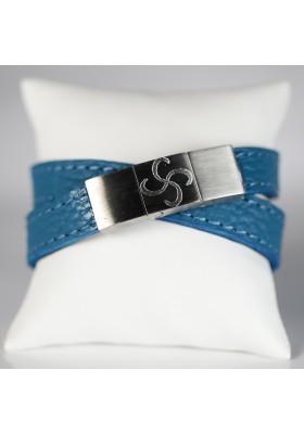 Bracelet Larrua lauburu