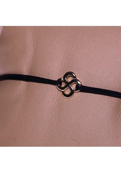 Bracelet Luma or jaune 750