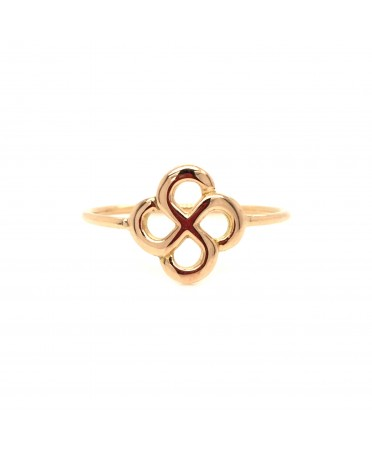 Bague  Luma or rose 750